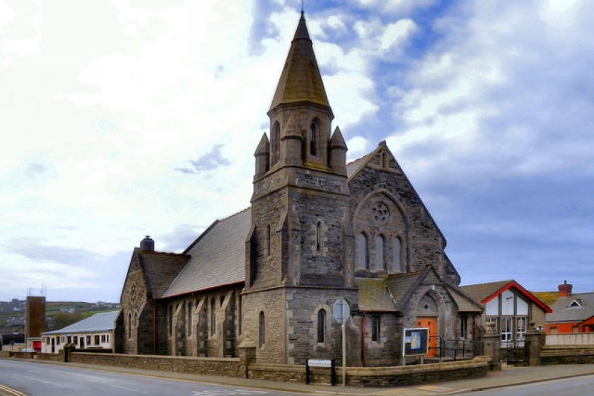 Port Erin Methodist Church (photo by David Dixon)