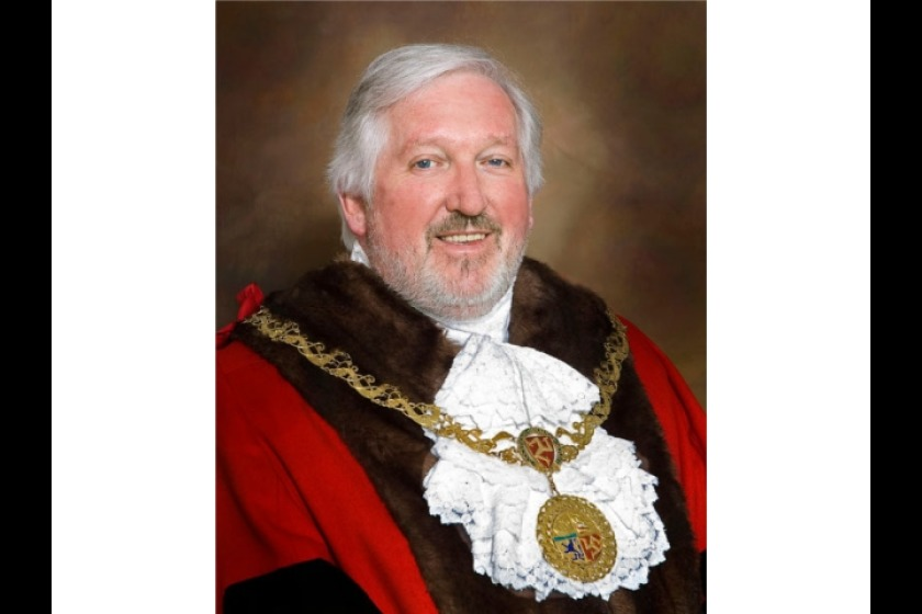 Councillor Ritchie McNicholl