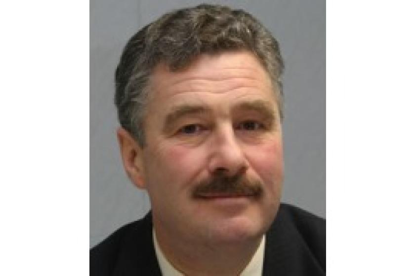 Speaker of House of Keys Steve Rodan