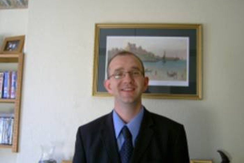 Rodger Gimbert