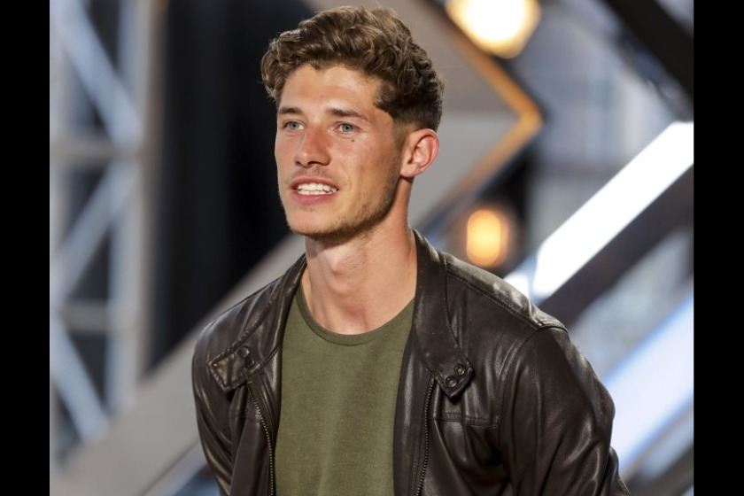 Sam Black from the Isle of Man claims competing in the ITV show has left him with only £1.25 in the bank.