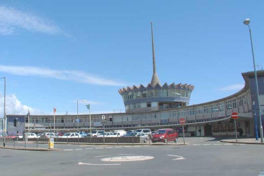 Douglas Sea Terminal