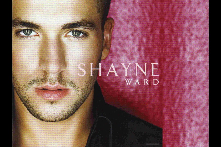 Shayne Ward won the 2nd series of X Factor