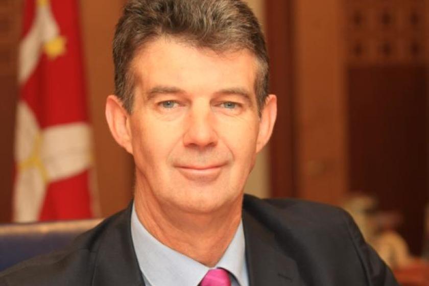 Minister for Economic Development Laurence Skelly
