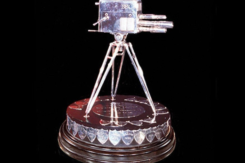 The BBC Sports Personality of the Year Award Trophy