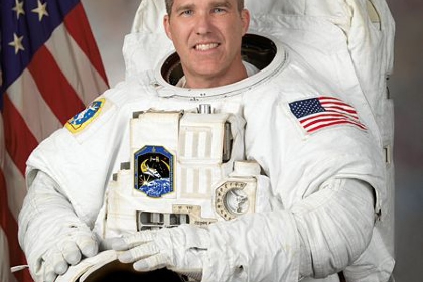 Stephen Bowen (picture courtesy of NASA)