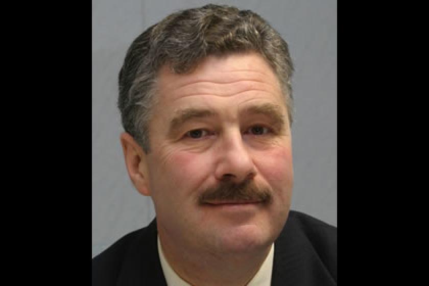 Speaker of the House of Keys Steve Rodan