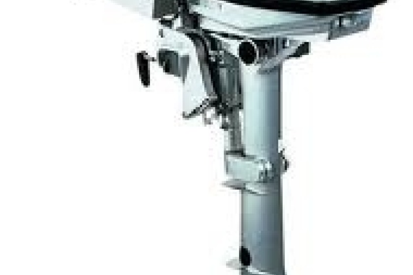 An outboard motor similar to the one stolen