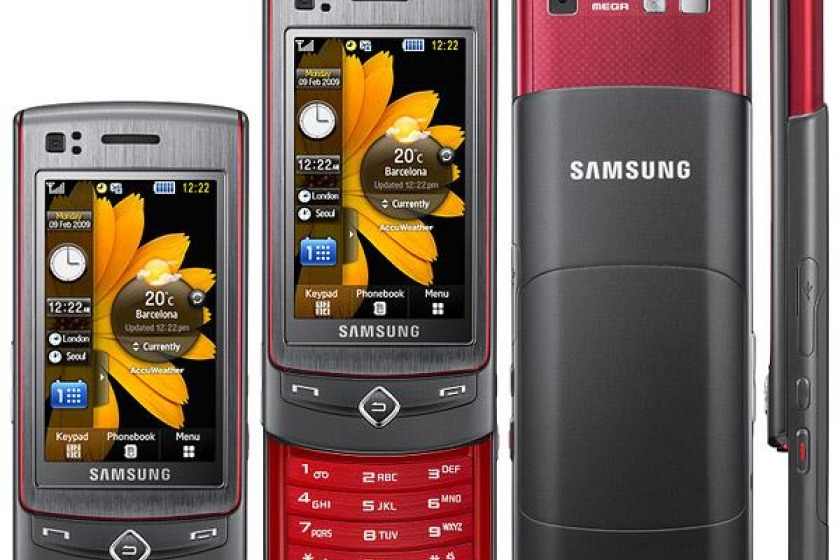 Samsung S8300 Tocco Ultra