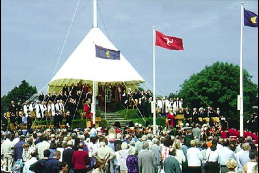 Tynwald Day Ceremony