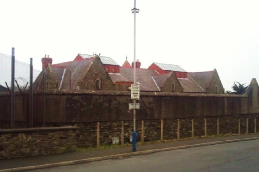 Victoria Road prison