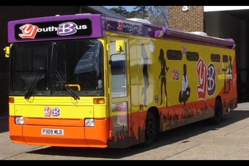 The Island's Youth Bus will be at the event